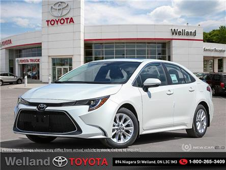 2020 Toyota Corolla XLE (Stk: COR6761) in Welland - Image 1 of 24