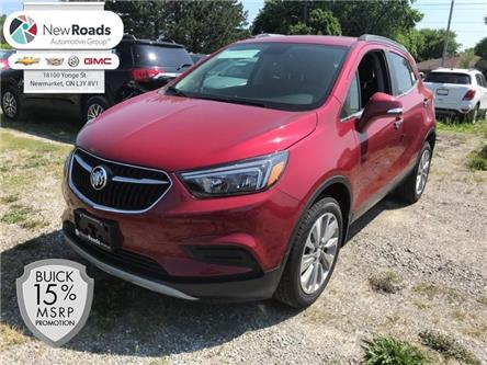 2019 Buick Encore Preferred (Stk: B852850) in Newmarket - Image 1 of 22