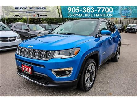 2018 Jeep Compass Limited (Stk: 6938R) in Hamilton - Image 1 of 22