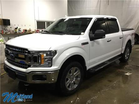 2018 Ford F-150 XLT (Stk: 94062) in Sault Ste. Marie - Image 1 of 27