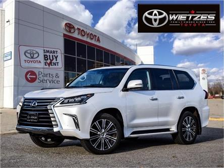2018 Lexus LX 570 Base (Stk: U2975) in Vaughan - Image 1 of 30