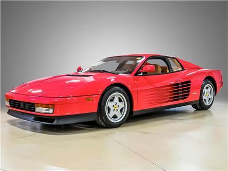 1989 Ferrari Testarossa  (Stk: C672) in Vaughan - Image 1 of 28