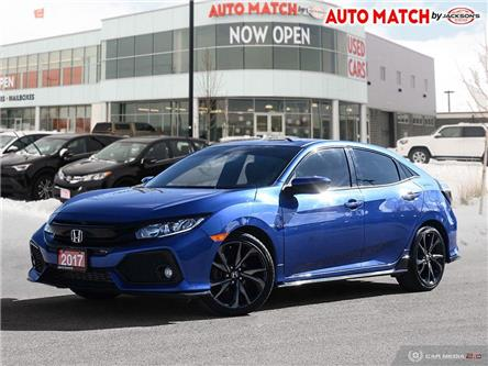 2017 Honda Civic Sport (Stk: U2819A) in Barrie - Image 1 of 27