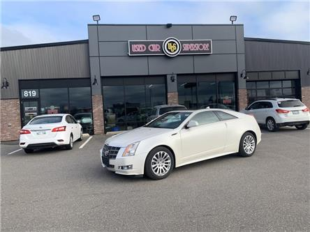 2011 Cadillac CTS Base (Stk: 3843) in Thunder Bay - Image 1 of 4