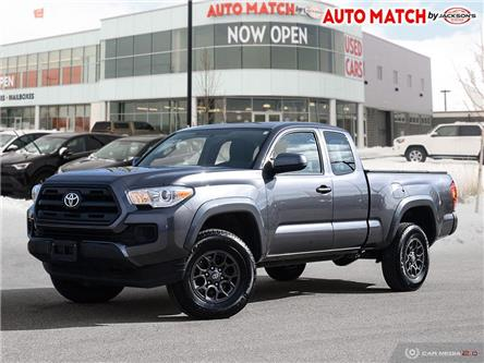 2017 Toyota Tacoma SR+ (Stk: U8138) in Barrie - Image 1 of 25