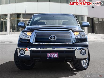 2010 Toyota Tundra Platinum 5.7L V8 (Stk: U3704) in Barrie - Image 2 of 27