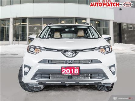 2018 Toyota RAV4 Limited (Stk: U7027) in Barrie - Image 2 of 26
