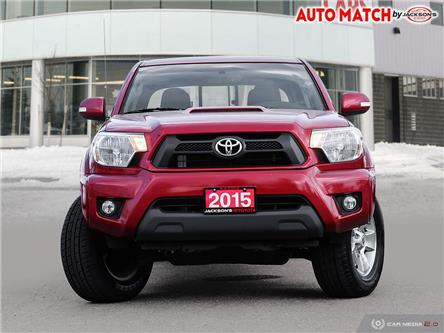 2015 Toyota Tacoma V6 (Stk: U6725) in Barrie - Image 2 of 25