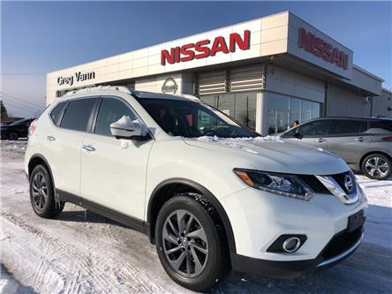 2016 Nissan Rogue SL Premium (Stk: W0033A) in Cambridge - Image 1 of 30