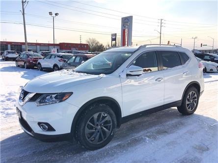 2016 Nissan Rogue SL Premium (Stk: W0033A) in Cambridge - Image 2 of 30