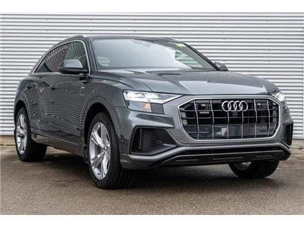 2019 Audi Q8 55 Progressiv (Stk: N5005) in Calgary - Image 1 of 16