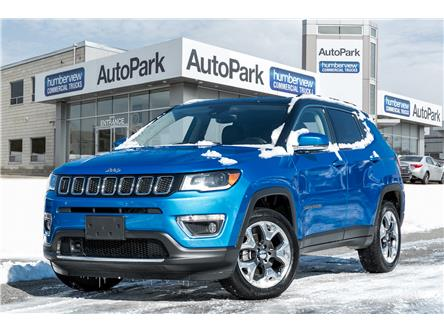 2018 Jeep Compass Limited (Stk: APR7001) in Mississauga - Image 1 of 20