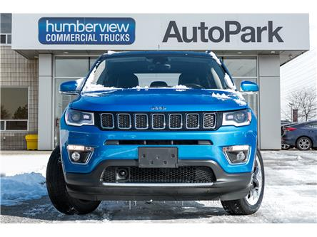 2018 Jeep Compass Limited (Stk: APR7001) in Mississauga - Image 2 of 20