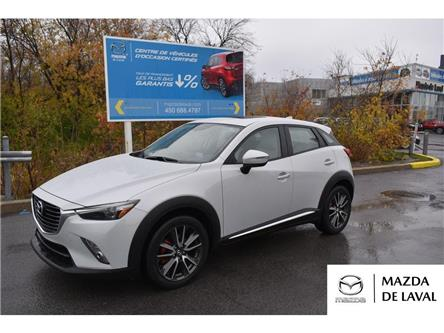 2017 Mazda CX-3 GT (Stk: 53121A) in Laval - Image 1 of 22