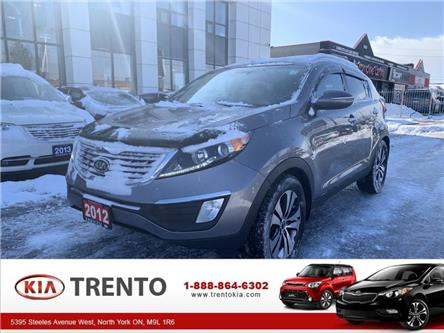 2012 Kia Sportage  (Stk: 8062A) in North York - Image 1 of 20