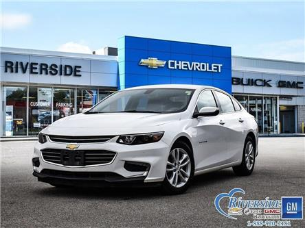 2018 Chevrolet Malibu LT (Stk: DR7096) in Brockville - Image 1 of 25