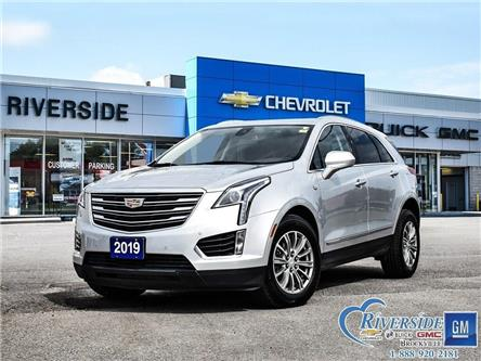 2019 Cadillac XT5 Luxury (Stk: DR7094) in Brockville - Image 1 of 28