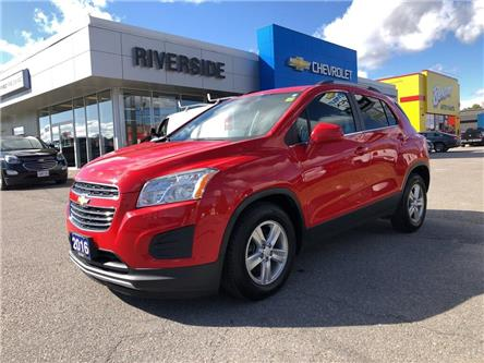 2016 Chevrolet Trax LT (Stk: 19-005A) in Brockville - Image 1 of 16