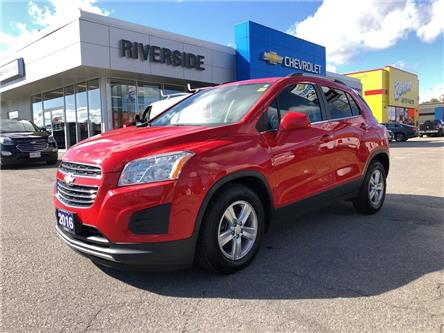 2016 Chevrolet Trax LT (Stk: 19-005A) in Brockville - Image 2 of 16