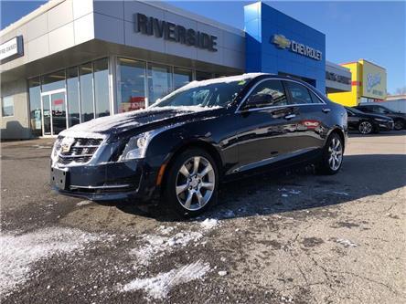 2015 Cadillac ATS 2.0L Turbo Luxury (Stk: PR1544) in Brockville - Image 2 of 9