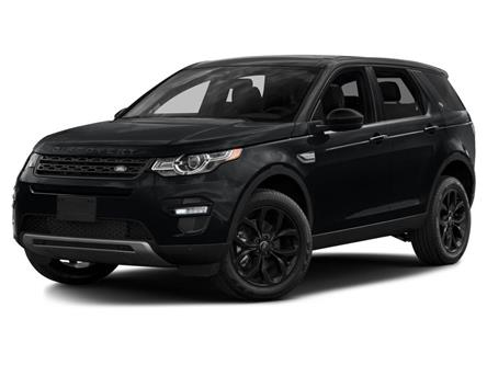 2016 Land Rover Discovery Sport HSE (Stk: X4796A) in Charlottetown - Image 1 of 8
