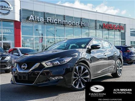2017 Nissan Maxima SR (Stk: RU2780) in Richmond Hill - Image 1 of 24