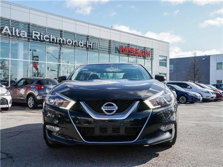 2017 Nissan Maxima SR (Stk: RU2780) in Richmond Hill - Image 2 of 24