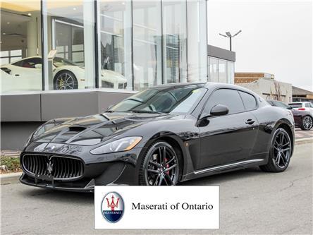 2015 Maserati GranTurismo Sport (Stk: U4234) in Vaughan - Image 1 of 23
