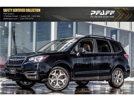 2017 Subaru Forester 2.5i Limited (Stk: SU0133) in Guelph - Image 1 of 11