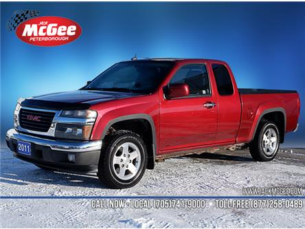 2011 GMC Canyon SLE (Stk: 19553A) in Peterborough - Image 1 of 18