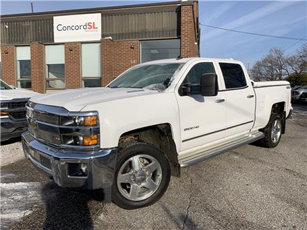 2015 Chevrolet Silverado 2500HD LTZ (Stk: C3351) in Concord - Image 1 of 4
