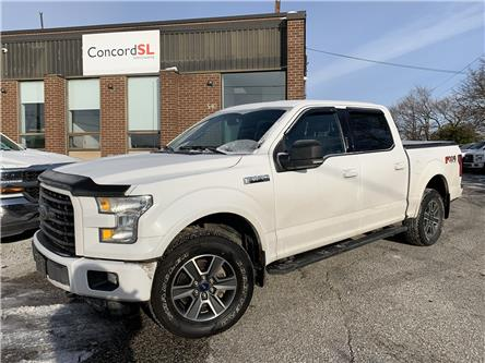 2016 Ford F-150 XLT (Stk: C3337) in Concord - Image 1 of 5
