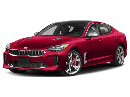 2020 Kia Stinger GT Limited w/Red Interior (Stk: ST20-111) in Victoria - Image 1 of 9