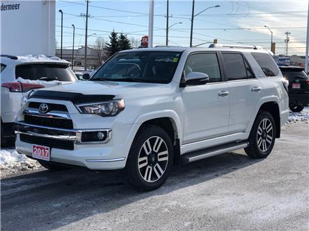 2017 Toyota 4Runner SR5 (Stk: W4796) in Cobourg - Image 1 of 26