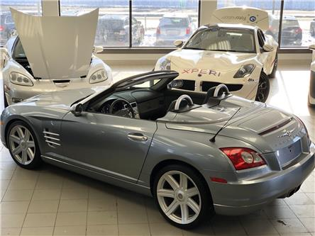 2005 Chrysler Crossfire Limited (Stk: ) in Ottawa - Image 1 of 17