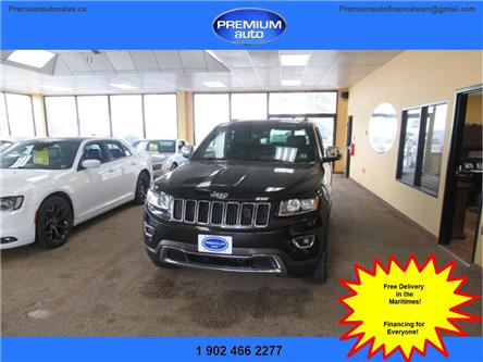 2014 Jeep Grand Cherokee Limited (Stk: 127717) in Dartmouth - Image 1 of 25