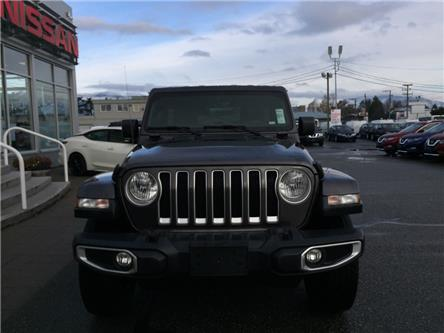 2019 Jeep Wrangler Unlimited Sahara (Stk: N19-0141P) in Chilliwack - Image 2 of 14