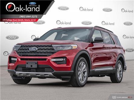 2020 Ford Explorer XLT (Stk: 0T013) in Oakville - Image 1 of 25