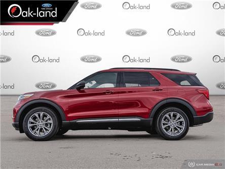 2020 Ford Explorer XLT (Stk: 0T013) in Oakville - Image 2 of 25