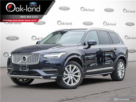 2016 Volvo XC90 T6 Inscription (Stk: 0A005A) in Oakville - Image 1 of 28