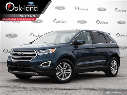 2016 Ford Edge SEL (Stk: 9T892DA) in Oakville - Image 1 of 27