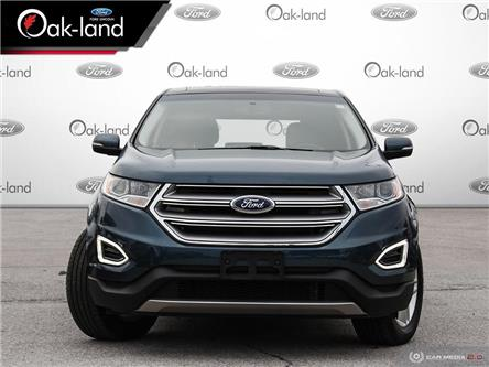 2016 Ford Edge SEL (Stk: 9T892DA) in Oakville - Image 2 of 27