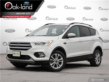 2017 Ford Escape SE (Stk: A3166) in Oakville - Image 1 of 27