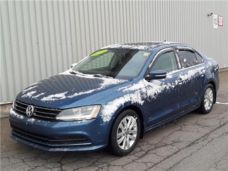 2017 Volkswagen Jetta Wolfsburg Edition (Stk: X4828A) in Charlottetown - Image 1 of 19