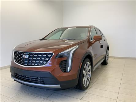 2020 Cadillac XT4 Premium Luxury (Stk: 00858) in Sudbury - Image 1 of 18