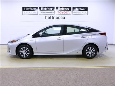 2020 Toyota Prius Prime Base (Stk: 200467) in Kitchener - Image 2 of 3