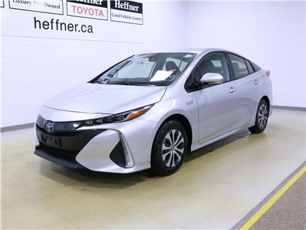 2020 Toyota Prius Prime Base (Stk: 200467) in Kitchener - Image 1 of 3