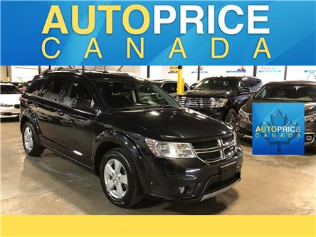 2012 Dodge Journey SXT & Crew (Stk: D0727A) in Mississauga - Image 1 of 25