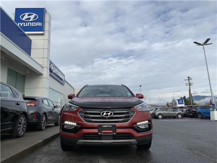 2017 Hyundai Santa Fe Sport 2.0T Ultimate (Stk: HA9-2193A) in Chilliwack - Image 2 of 12
