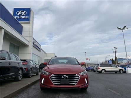 2017 Hyundai Elantra GLS (Stk: H19-0147P) in Chilliwack - Image 2 of 12